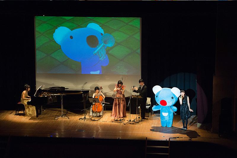 『ペネロペといっしょ はじめてのクラシックコンサート』 公演レポート画像