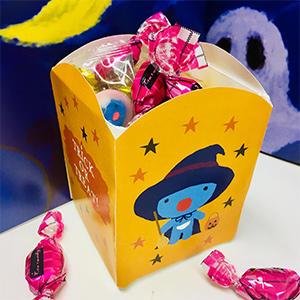 ペネロペ ハロウィンお菓子ボックス