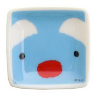 プチ角小皿(ペネロペ) 商品画像