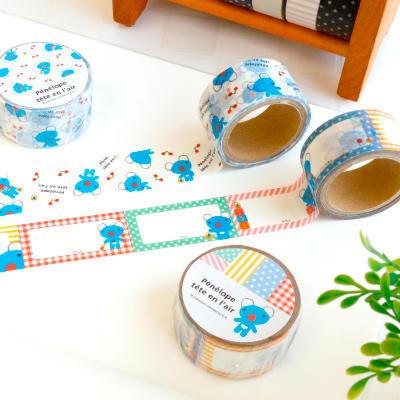 マスキングテープ【ラベル】 商品画像