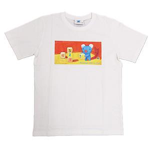 天竺ペネロペプリント半袖Tシャツ-B