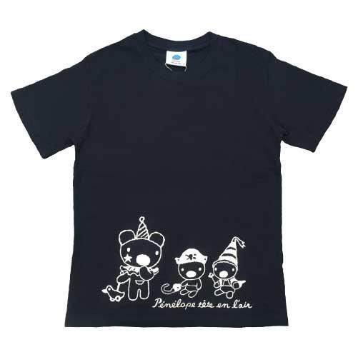 天竺ペネロペプリント半袖Tシャツ-B 商品画像