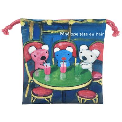 巾着(2種) 商品画像
