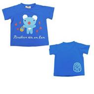 半袖Tシャツ(ブルー)