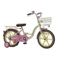 自転車(アイボリー)