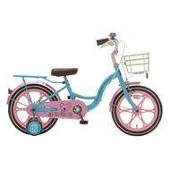 自転車(ブルー)