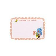 ネームカード(ぬいぐるみ)