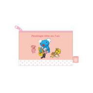 フラットポーチS(ピンク)