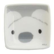 プチ角小皿(タータ)