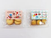 ITS'DEMO×ペネロペ「ひとくちクッキー(りんご、かぼちゃ)」発売