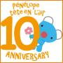 2016年アニメ『うっかりペネロペ』放送10周年を迎えます!